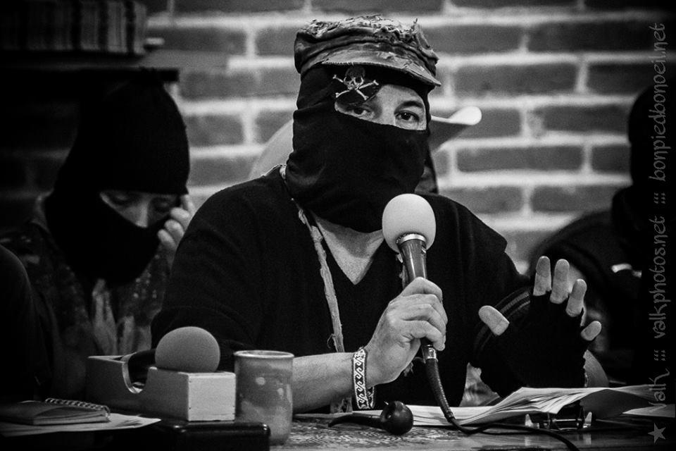 SupGaleano: Il Muro e la Crepa, primo Appunto sul Metodo Zapatista