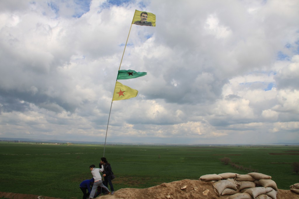 Kobane, diario di una resistenza – Racconti di una staffetta di solidarietà