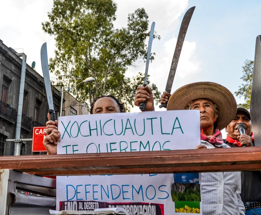 Messico, comunicato EZLN: Sostegno a Xochicuautla da CNI ed EZLN