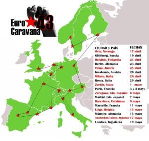 EuroCaravana43_Ayotzinapa