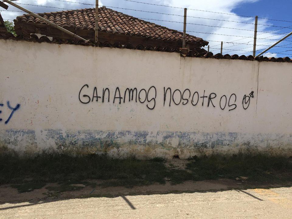 San Cristobal, la vibra positiva