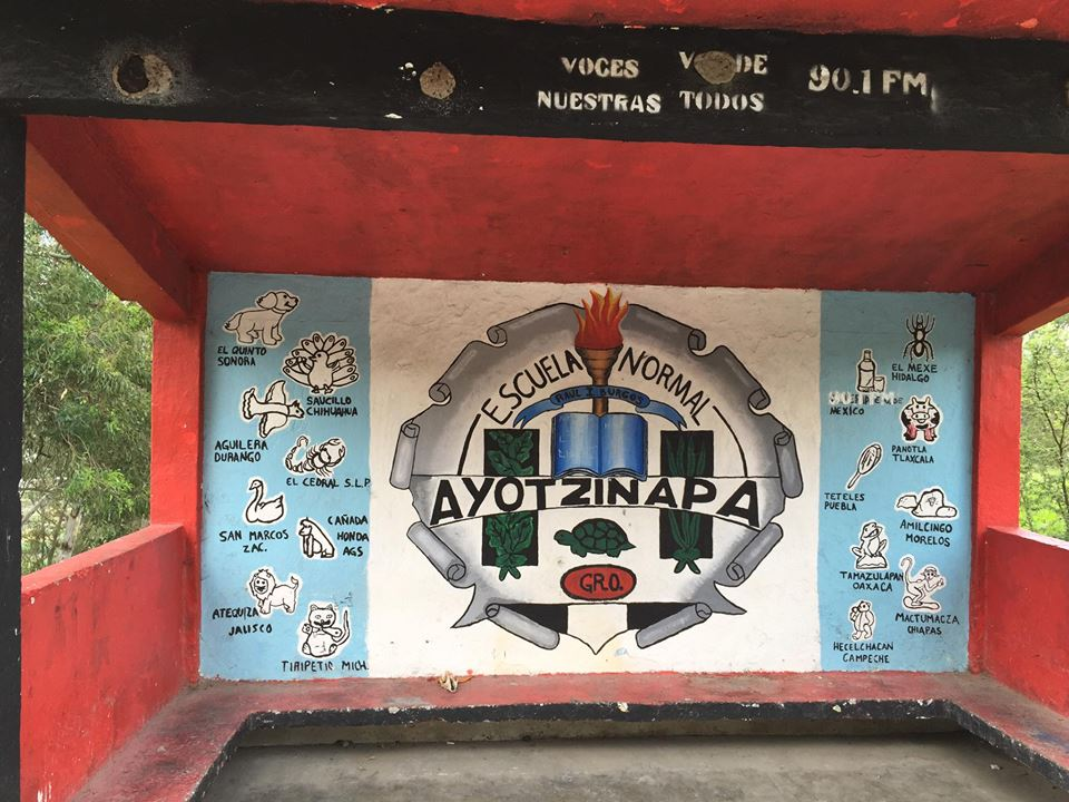 Ayotzinapa, il luogo dove vivono le tartarughe