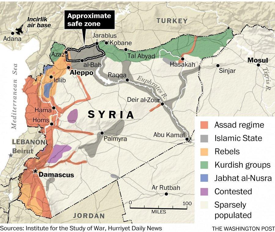 Il fallimento della politica turca in Medio Oriente