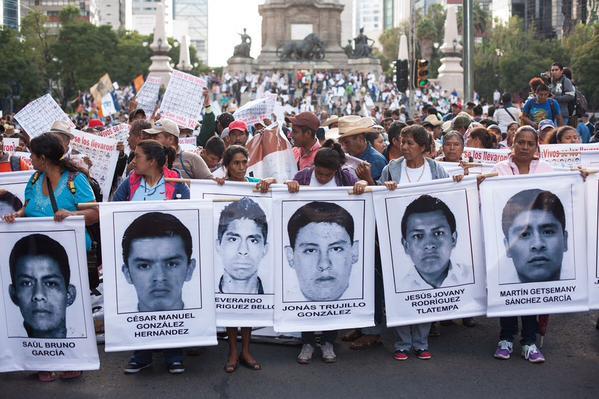 """Ayotzinapa – La """"mentira historica"""" dello stato messicano continua"""