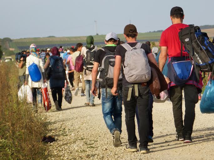 Staffetta solidale #overthefortress lungo la rotta balcanica