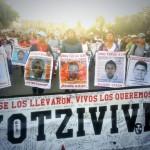 ¡Ayotzinapa no se olvida! Incontro con Luis Eliud Tapia Olivares