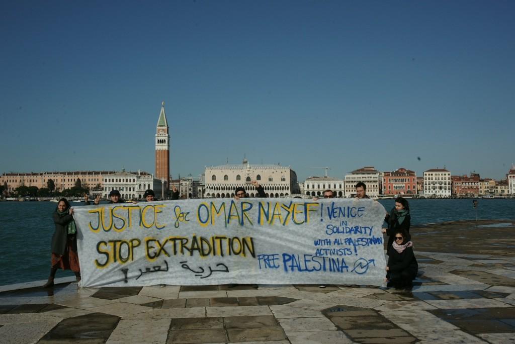Anche da Venezia, no all'estradizione di Omar Nayef