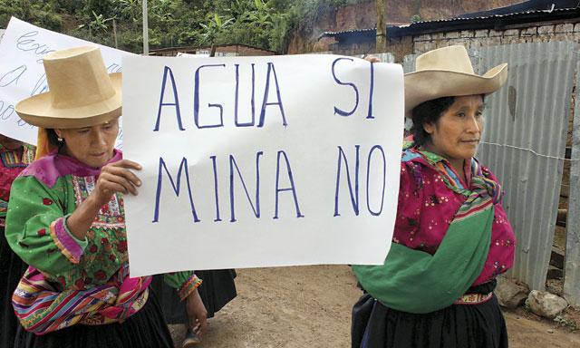 Le miniere aperte dell'America Latina