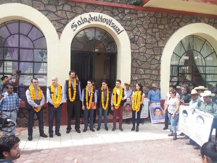 La CIDH torna ad Ayotzinapa per proseguire le indagini sui 43 desaparecidos