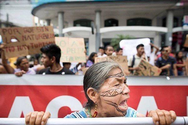 L'America Latina in resistenza un anno dopo l'omicidio di Berta