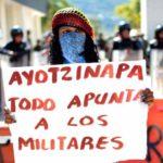 La paralisi della PGR sul caso Ayotzinapa