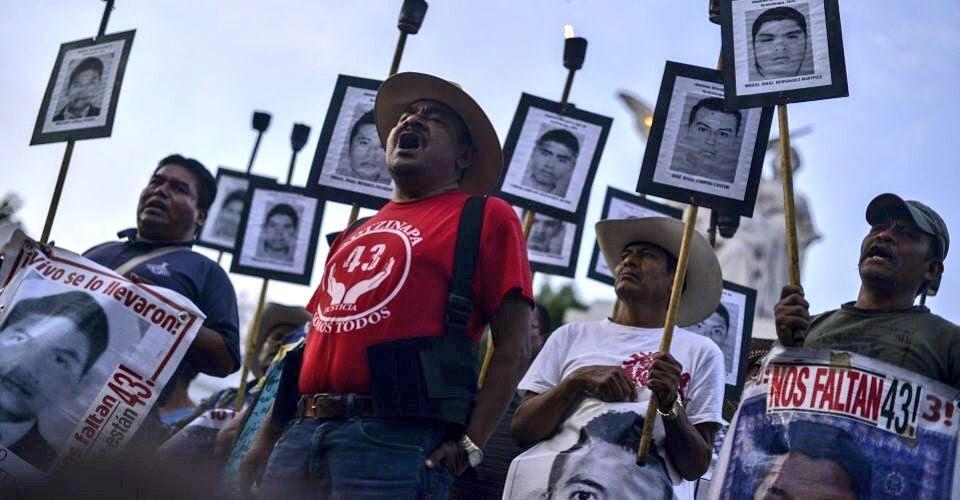 Ayotzinapa, mille giorni di impunità