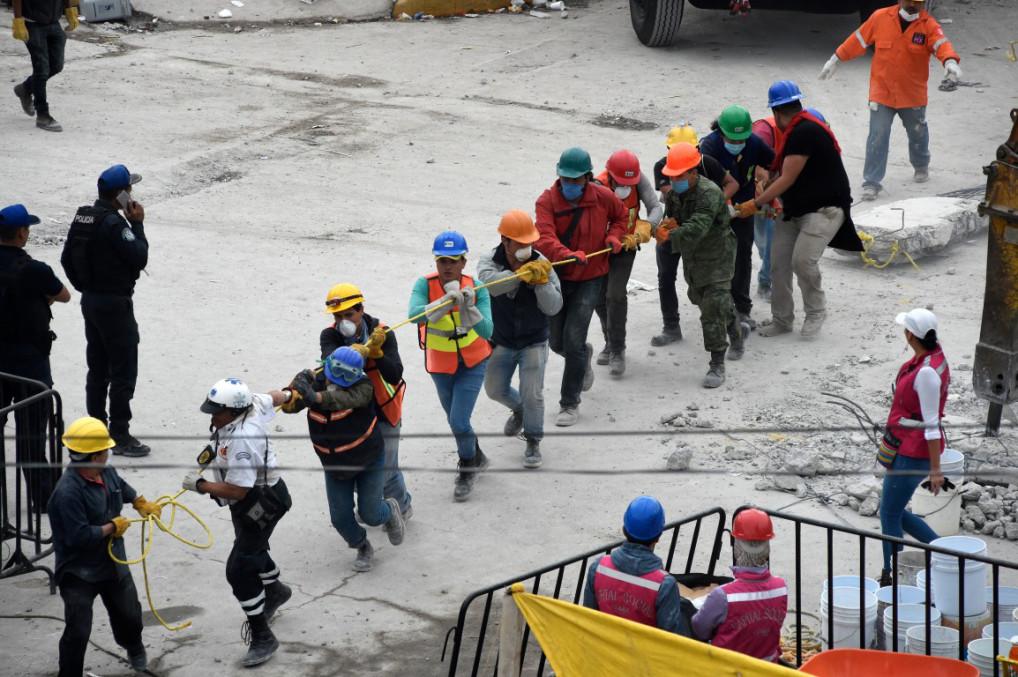 Raccolta fondi per i terremotati in Messico