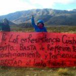 Comunicato di condanna delle violenze nelle comunità mapuche