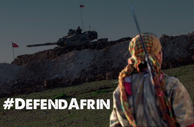 #DefendAfrin: con la resistenza dei popoli di Afrin