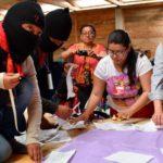 Migliaia di donne da tutto il mondo arrivano in Chiapas per lottare insieme agli zapatisti per i propri diritti