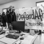 #DefendAfrin – Occupazione del consolato turco a Venezia
