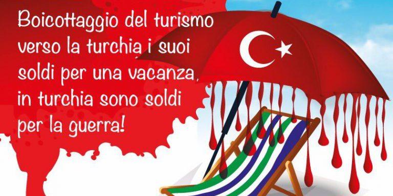 Campagna di boicottaggio del turismo verso la Turchia