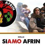 SiAmo Afrin (We Are Afrin) – Campagna globale di raccolta fondi per Afrin